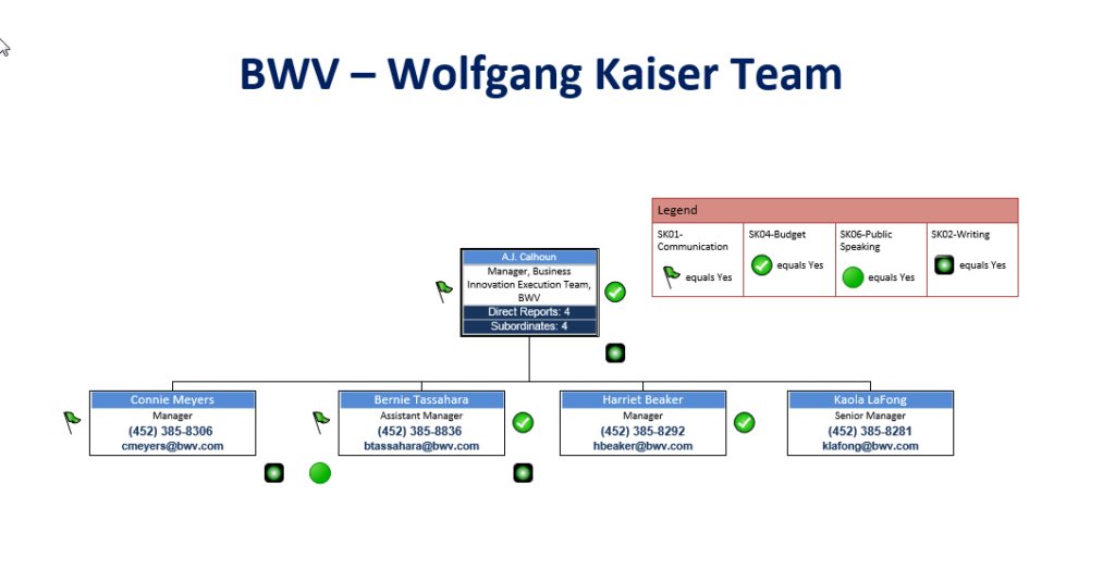 OrgChart for Visio™ Now Fully Compatible with Visio 2016
